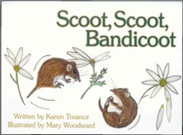 Scoot Bandicoot cover